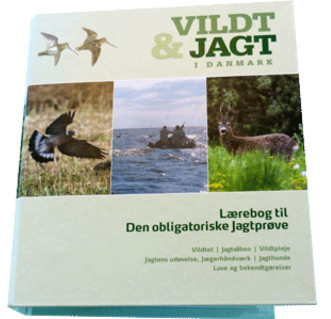 Lærebog til jagtprøven